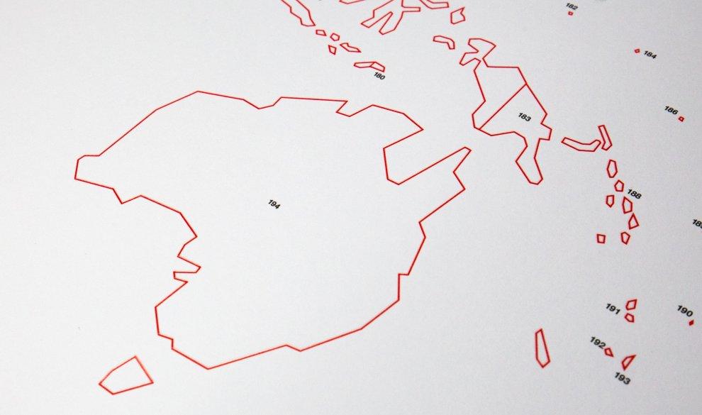 Map Of Love Romantische Weltkarte F 252 R P 228 Rchen